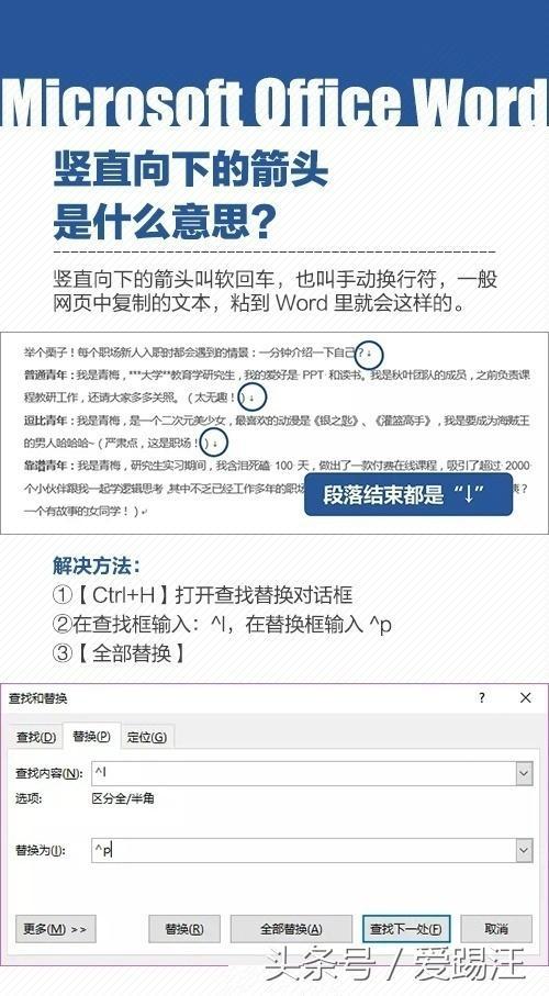老司机总结word的9大技巧让你行走江湖无敌手 职场宝典!
