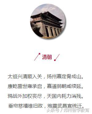 五分钟记住中国古代史,他是怎么做到的?