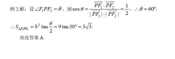 高中必考内容,圆锥曲线的这几条性质,不可不知道,重要!