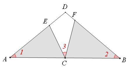 """初二《全等三角形》数学模型之""""一线三等角""""模型"""