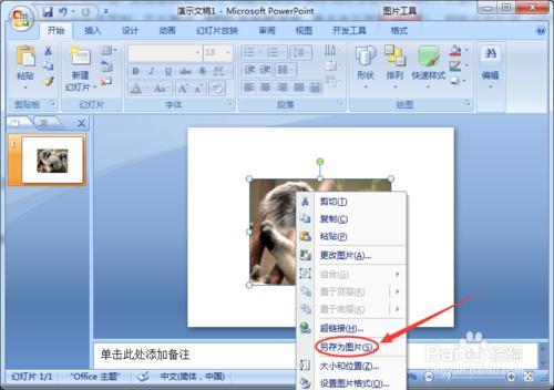 怎样把Excel表格里的图片导出来?