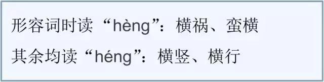 """""""多音字""""这样学,再也不怕考试了"""