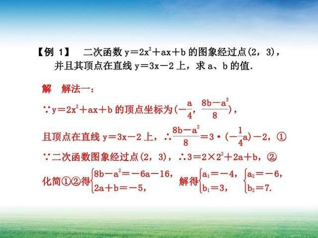 初中数学:函数重难点综合题型详解
