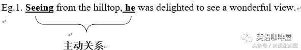 高考谓语动词Vs非谓语动词