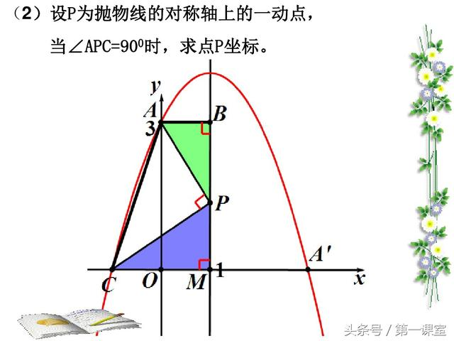 """初三数学专题复习:探索""""K""""字型的相似三角形"""