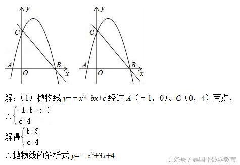 中考数学,专题复习95:二次函数最值、存在性问题