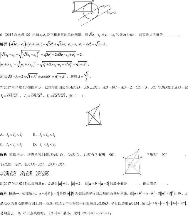 高考数学一轮复习必备经典练习题精编!(4)