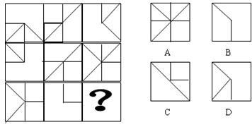 行测:图形推理中图形的元素变化