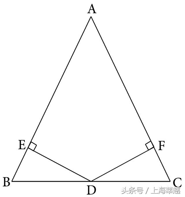 基本图形分析法:教你分析经典全等三角形以及辅助线的添加