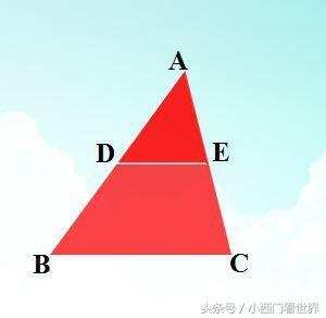 初中数学,中考必考知识点——三角形中位线的应用