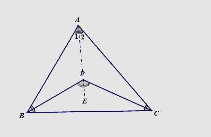 初中数学,十种基本几何图形分享,弄清楚了以后做证明题就有思路