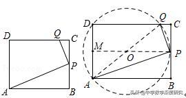 中考难点:动点轨迹与路径最值综合难题