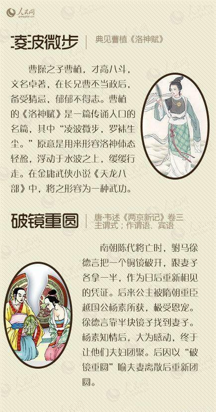 语文常考的18个历史典故