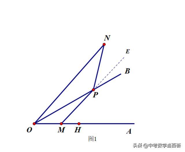 旋转与对称 探究并证明,北京中考第27题H8解读