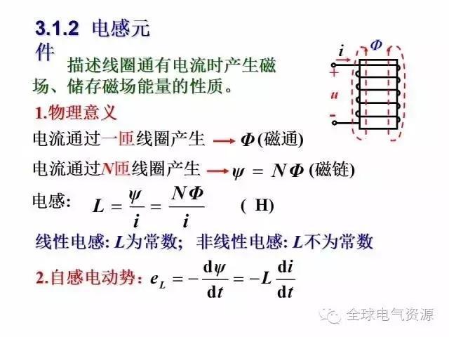 电工学公式及电工图(上篇)