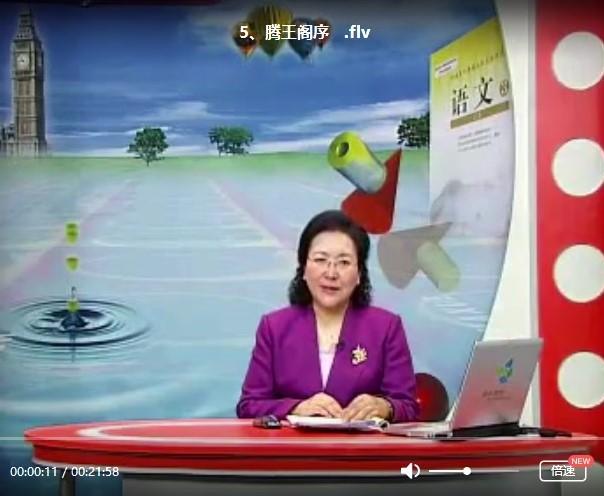 高中语文学习资料-国家特级教师高中语文视频